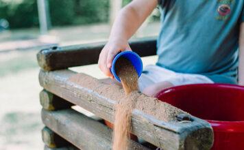 Jaka piaskownica sprawdzi się w przydomowym ogródku
